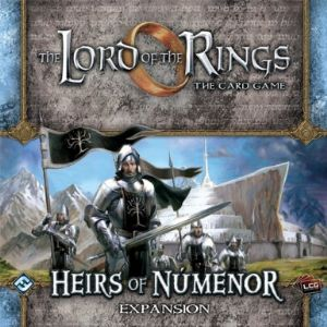 Lord of the Rings : The Card Game - Deluxe Expansion - Heirs of Numenor